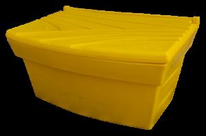 Pojemnik na piasek i sól 300L żółty