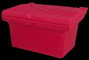 Pojemnik na piasek i sól 80L czerwony